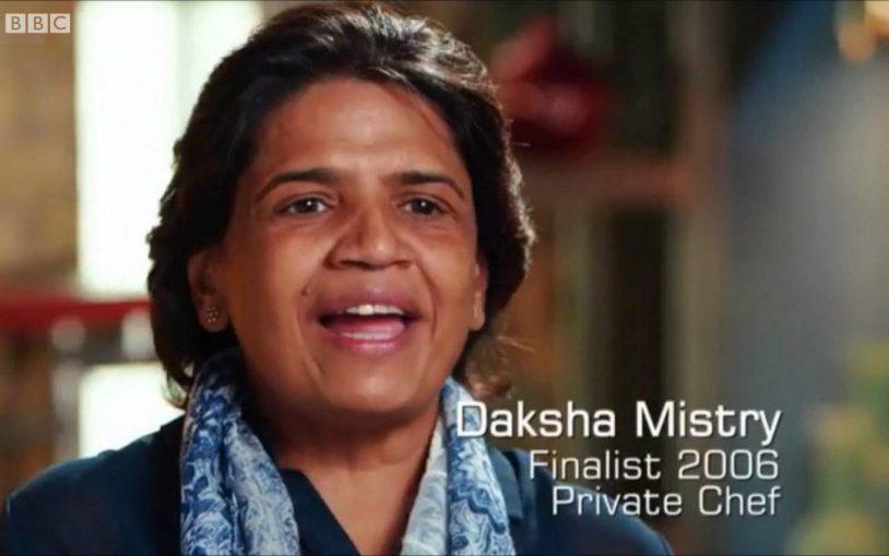 BBC Masterchef Daksha Mistry
