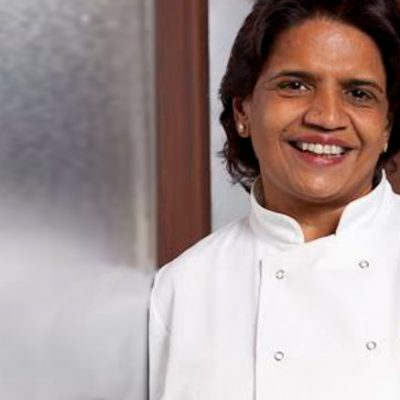 Chef Daksha Mistry