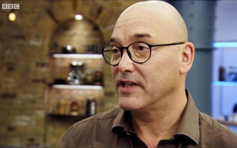 MasterChef's Greg Wallace