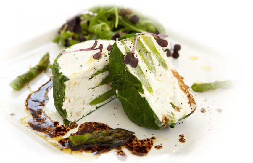 Goats Cheese Terrin