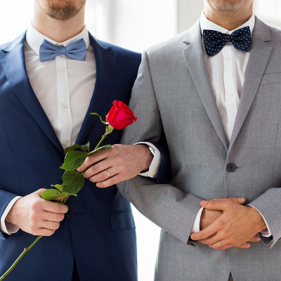 Catering for Same Sex Marriges