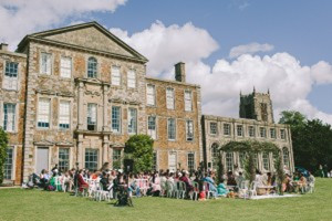 Wedding at Aynhoe Park