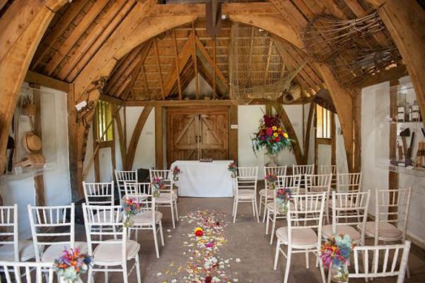 Wetland Wedding
