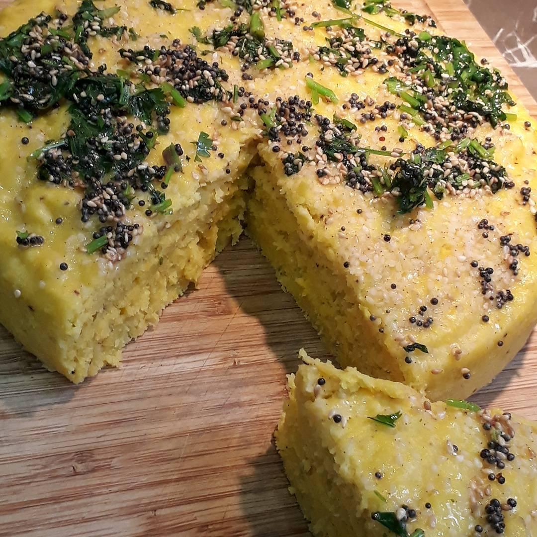 Dhokra Cake